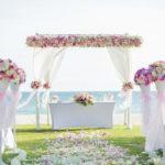 arche decoration mariage